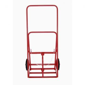Oxy Fuel gas bottle trolley