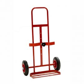 Small Oxy Acetylene Gas Bottle Trolley