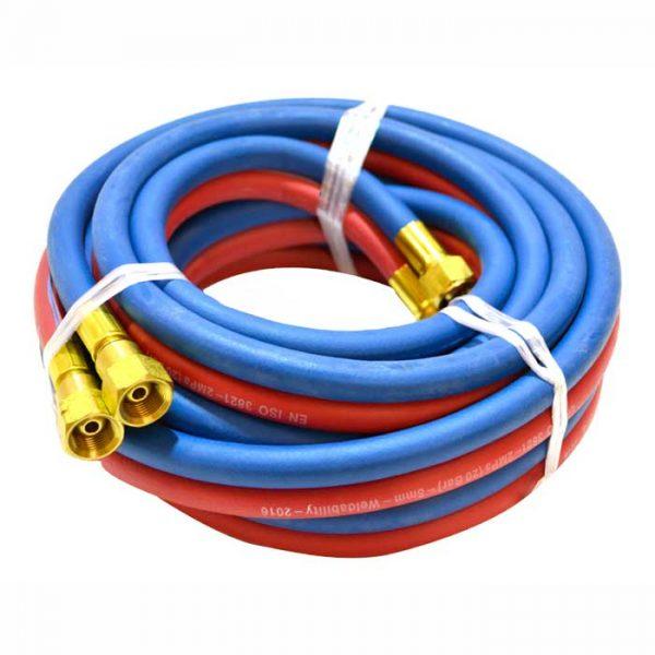 6mm oxy acetylen hose set