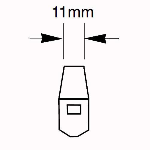 Tecna standard electrode 3720TE