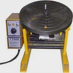 TT600 Welding turntable positioner