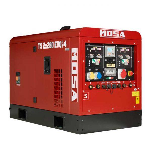 Mosa TS 2 X 280 EVO WELDER