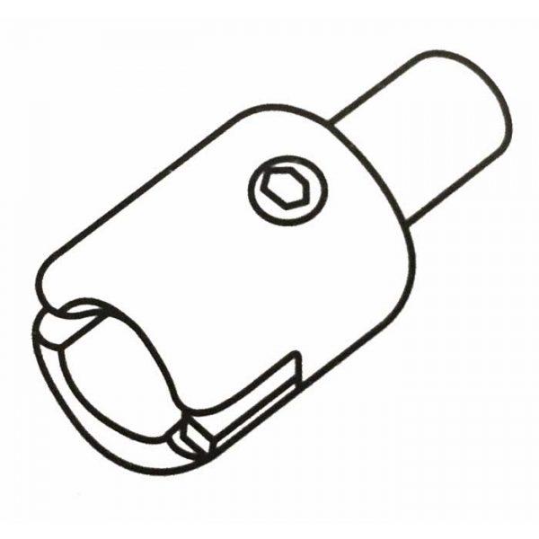 Tecna 3552 10mm electrode sharpener