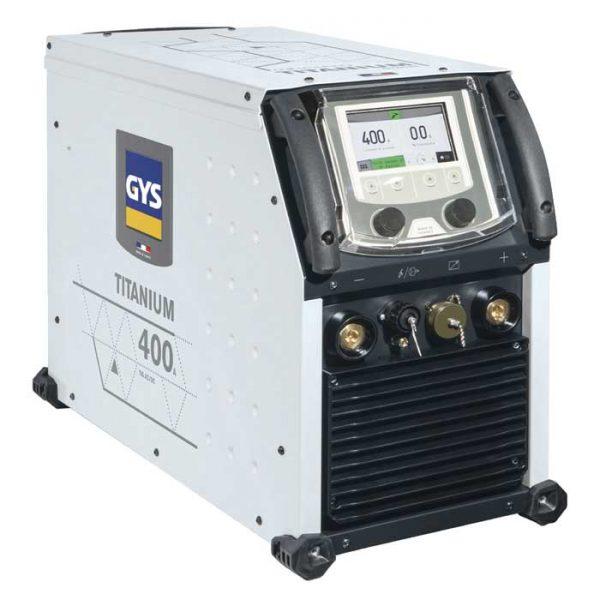 013568 GYS Titanium AC / DC