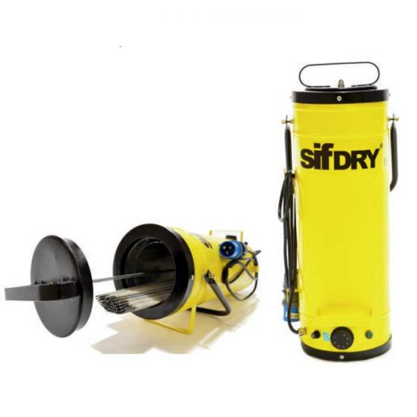 SIF DRY PORTABLE WELDING ROD OVEN