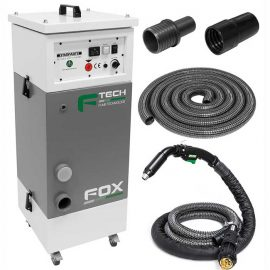 F Tech Fox welding torch extraction