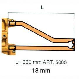 Tecna 5085 reduced size arms
