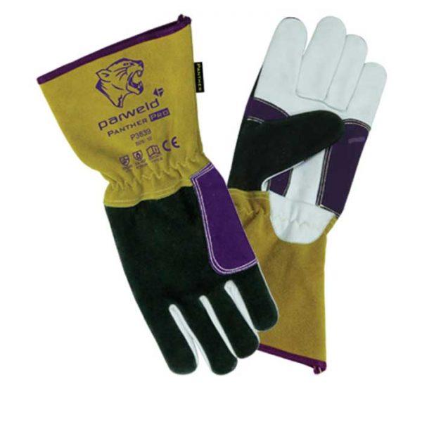 Parweld Panther Pro TIG gloves