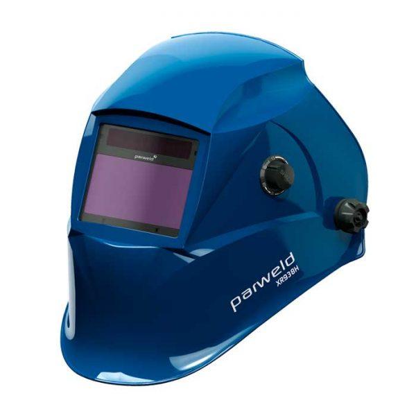 Parweld true colur welding helmet XR938H - Blue colour