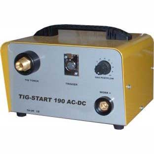 Tecarc TIG Start 190 AC DC HF Box