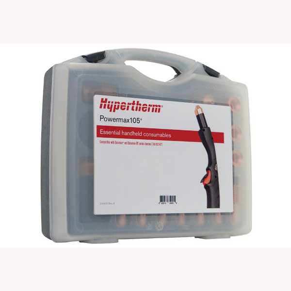 Hypertherm Powermax 105 Plasma cutting consumables kit