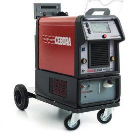 Cebora TIG 3 Phase 340 Amps Inverter Welder